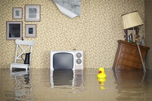 Don't wait to deal with water damage