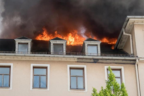 How to file a claim for fire damage