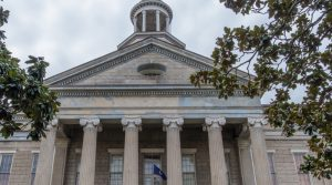 Restoration to begin on courthouse