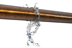 What to do when your pipes burst