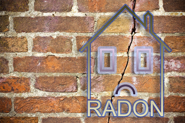 Monitoring radon levels in real-time