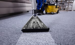 Are your carpets being cleaned as often as they should be?