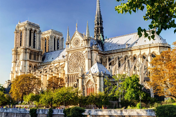 Notre Dame Organ Suffers Water Damage