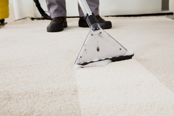 Cleaner carpets may affect your health positively