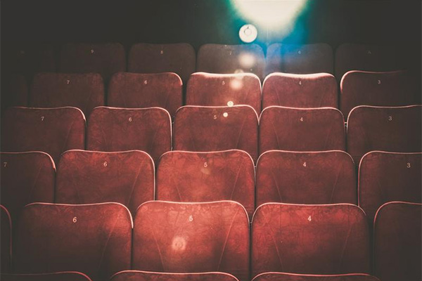 Historic theater reopens after extensive water damage