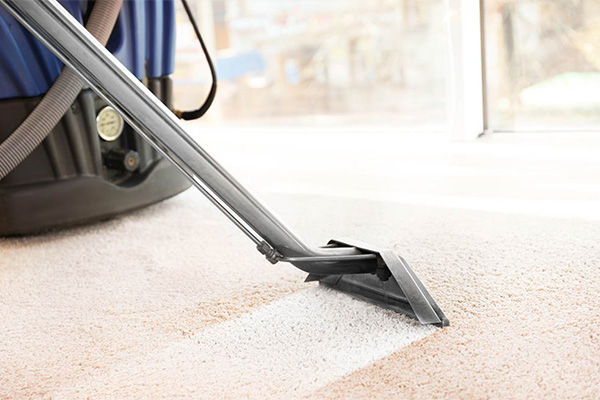 Hot water extraction is a great way to clean your carpets efficiently