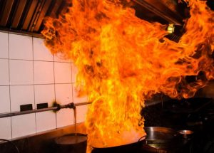 Fire damage from unattended cooking causes $500,000 in damages