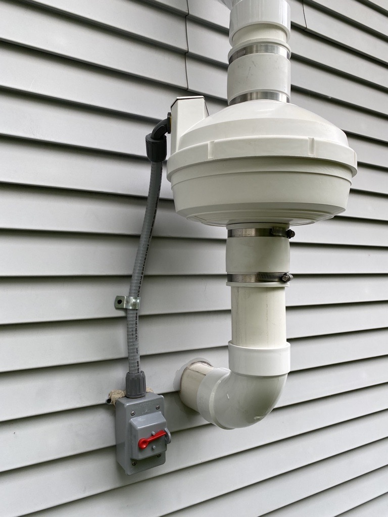 Radon – Exterior (Close-up)