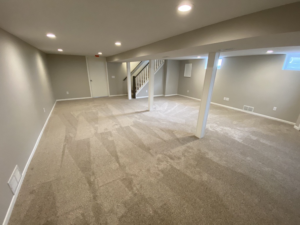 Basement – After