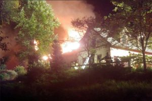 TV star Rachel Ray's home suffers massive fire damage