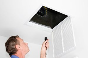 If you notice these things it's time to clean your air ducts