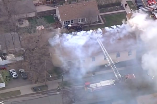 You are currently viewing Fire does major damage to church in Minneapolis